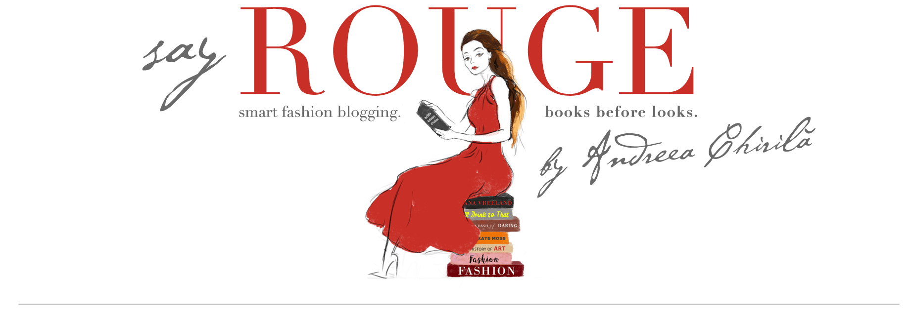 Say Rouge by Andreea Chirila